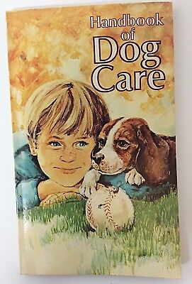 Vintage Ralston Purina Handbook of Dog Care Ralston Purina Company 1979