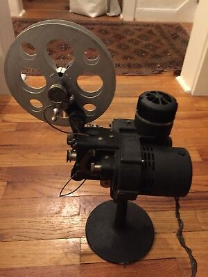 Vintage Bell & Howell Filmo Motion Picture Movie Projector 16mm