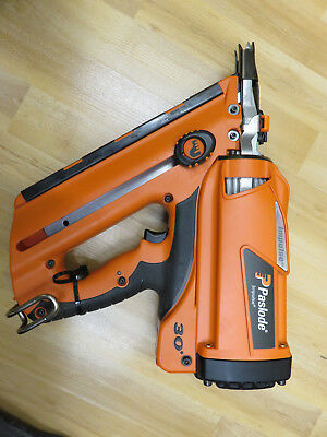 Paslode IM350 lithium Gas Nail Gun new (been tested only )
