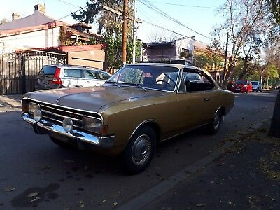 Opel Rekord C Coupe 1900s 75000km