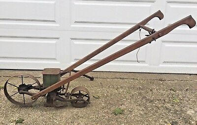 Antique Corn Seed Planter Jr. #4 Dated 1919 VGC