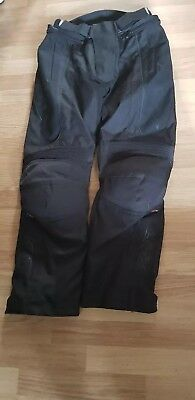 RST Textile Motorbike trousers size 32