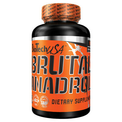 Brutal Anadrol 90 Caps Strongest Legal Testosterone Booster Anabolic Growth