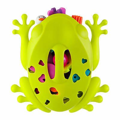 B10087 Boon Frog Pod Bath Time Toy Storage Baby Kids Childrens All Ages - New
