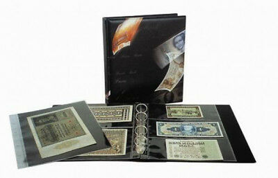 Album For Banknote Collection Currency Collection Banknote Album Book SAFE 1269