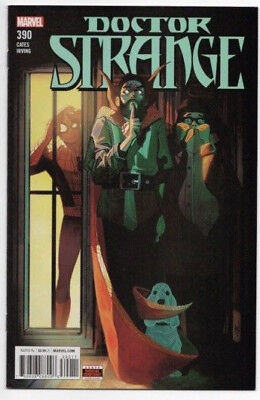 DOCTOR STRANGE #381-390 (Legacy issues; all NM; I pay postage
