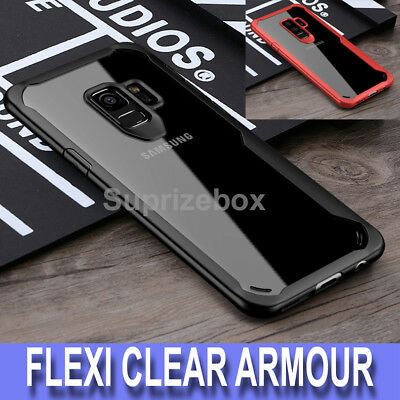 Case for Samsung Galaxy S9 S8 S7 S9 Plus New Luxury 360° Shockproof Hybrid Cover