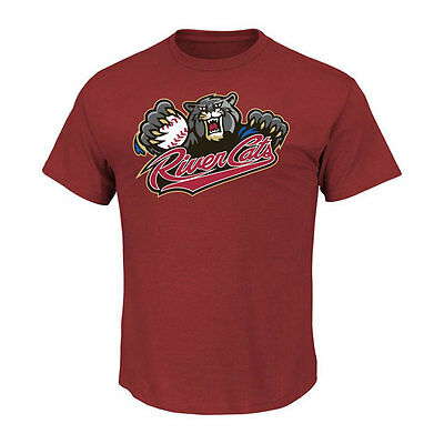 San Francisco Giants Affiliate - Sacramento River Cats Adult MiLB T shirt XXL