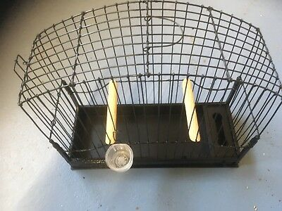 Border / Fife Canary show cage