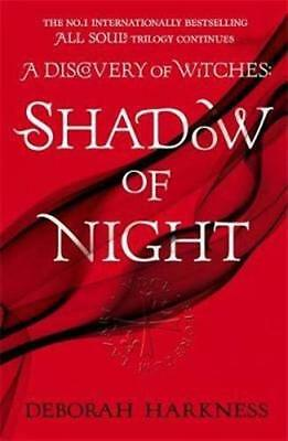 Shadow of Night: (All Souls 2) (All Souls by Deborah Harkness New Paperback Book