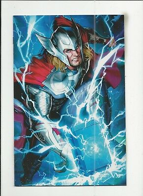 Thor #6 (2018) Sujin Jo Variant Cover very fine/near mint (VF/NM) condition