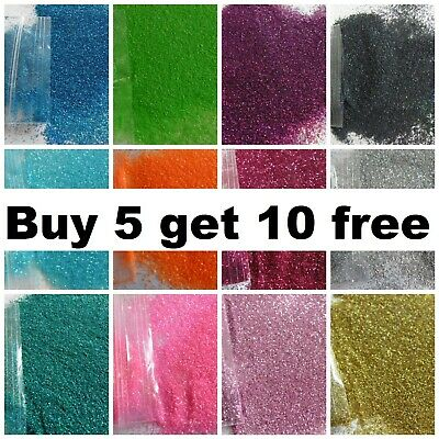 Cosmetic Glitter Powder Dust Nails Flakes Nail Holographic Iridescent Metallic