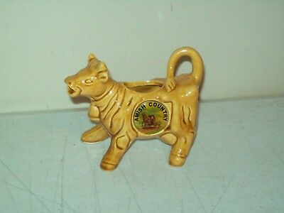 Vintage made in Japan COW Creamer Amish country souvenir cute cow collectible