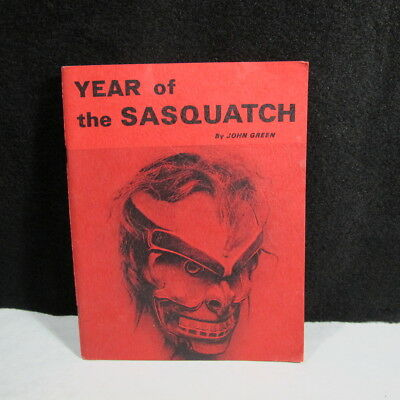 VINTAGE 1970 YEAR OF THE SASQUATCH ~BIGFOOT~ COMPLETE !  80 pages