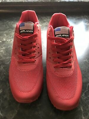 release date nike air max hyperfuse rot independence day