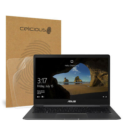 Celicious Matte ASUS ZenBook 13 UX331UN Anti-Glare Screen Protector [Pack of 2]