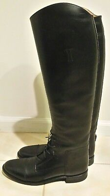 WOMEN'S SZ 11 1 2 Bond Effingham Bond 2 Boot Tall schwarz Riding Stiefel ... a5b0f5