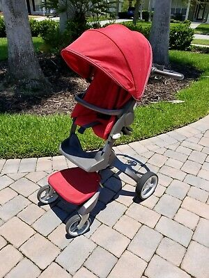 Stokke Xplory Stroller in excellent condition