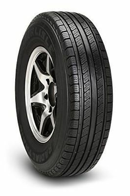 New Carlisle Radial Trail HD Trailer Tire Only ST205/75R14 205 75 14 8PR LRD