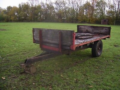 farm tipping trailer 3 ton