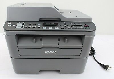 Brother Compact Laser All-in-One Printer/Copier/Scanner/Fax Machine #MFCL2700DW
