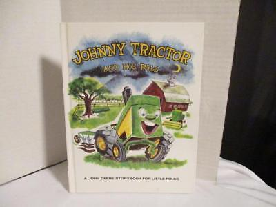 Johnny Tractor And His Pals 1958 John Deere Children's Collectible Kids Book