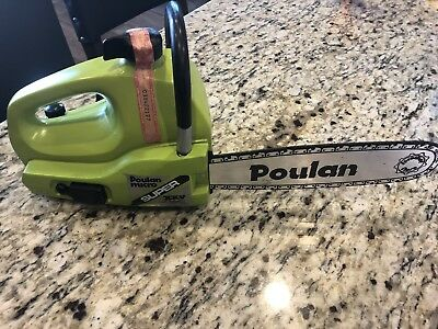 Poulan Chainsaw Beam Decanter(empty)