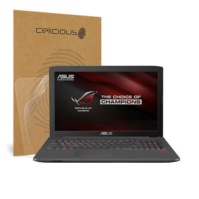 Celicious Matte ASUS ROG GL752VW Anti-Glare Screen Protector [Pack of 2]