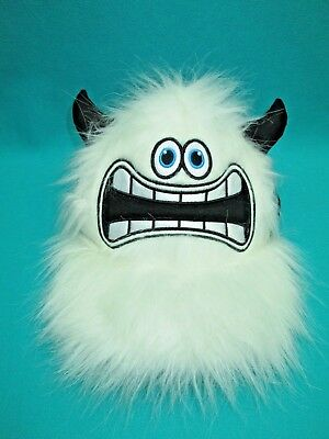 Yeti Comical Hairy Baseball Cap For Boys And Girls--Snap Back Adjustable H-55
