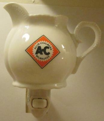A Great Allis Chalmers Tractors Kitchen Porcelain Night Light