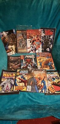 Marvel and DC Comic book collection - joblot of 50 to 60 books