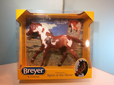 BREYER TRADITIONAL-Van Gogh Son Of Picasso, Action Stock Horse Foal Mold-NIB