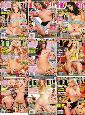 High Society 2010 - Year Issues Collection