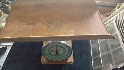 Vintage Hanson Baby Scale Nursery  Farmhouse Country Decor shower Dr.  Pediatric
