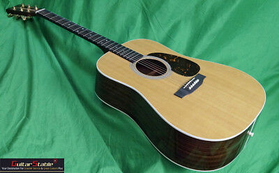 Martin Custom Dread limited Special Limited Edition - Lays down awesome sound