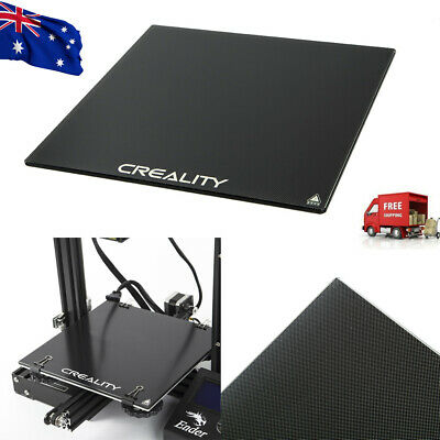 AU STOCK Creality 3D Ender 3 Printer Ultrabase Heat Bed Glass Plate 235x235mm
