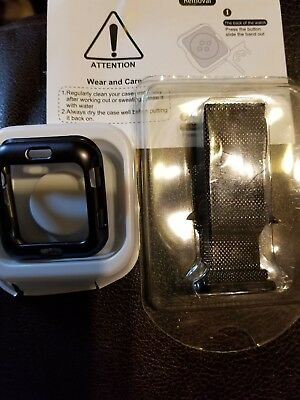 Apple Watch Protective Case And Band