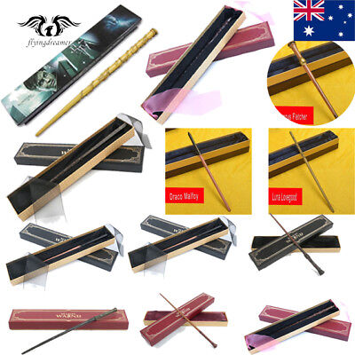 Harry Potter Cosplay Magic Wands Hermione Dumbledore Voldemort Collection Gifts