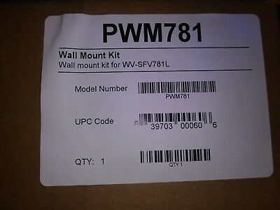 PWM781 Panasonic Wall Mount Kit for WV SFV781L