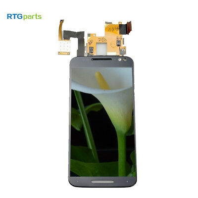 LCD Touch Screen Digitizer Assembly For Motorola X Style X Pure Edition XT1575