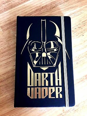 Darth Vader Star Wars Notebook Journal Book New Collectors Edition