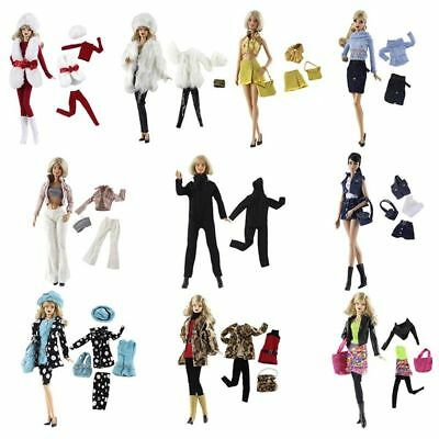 Beauty Party Clothes Trend Wear Girls Suit Trousers Clothes Hot For Doll