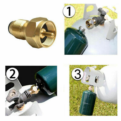 Universal Propane Tank Refill Adapter Valve For Disposable Gas Bottle,Cylinder