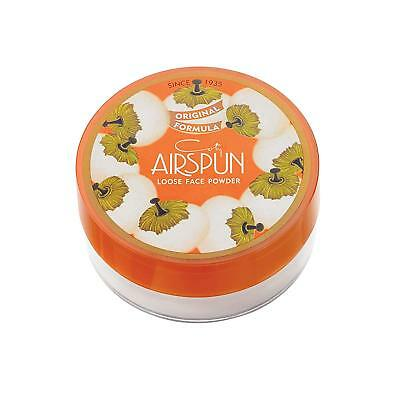 COTY Airspun Loose Face Powder Translucent Longwearing Fawless Finish Make Up