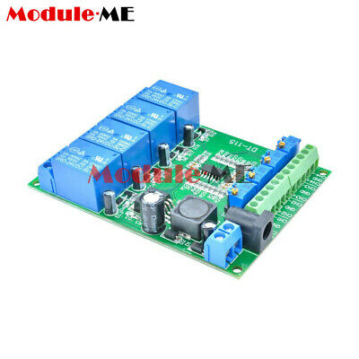 DC 5V/12V/24V 4 Channel Comparator Stylish Voltage Precise LM393 Module