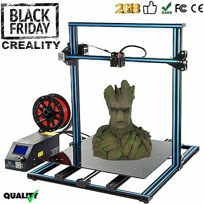 CREALITY 3D CR-10 High Precision Large Printing Size DIY 3D Drucker Prusa