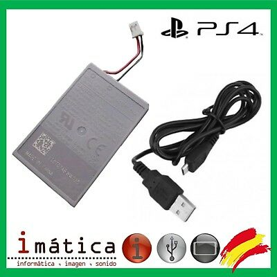 Bateria De Repuesto Para Mando Ps4 Lip1522 3.7V 1000Mah Li-Ion Playstation 4 V1