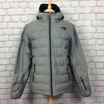 1cd0ad95fd260 The North Face Mens Uk M Grey Shark 550 Fill Down Padded Jacket Winter Rrp £