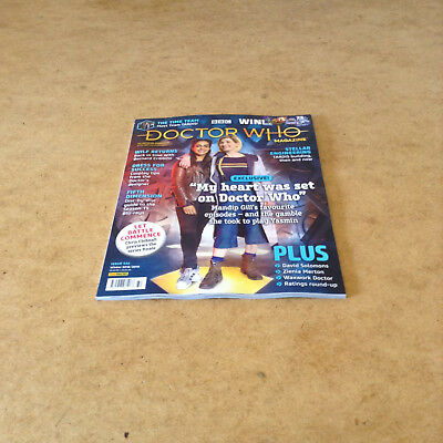 Bbc Doctor Who Magazine #532 Winter 2018 Official Dr Who Mag Exclusive Interview