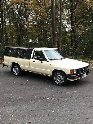 1986 Toyota Other 1 ton 1986 Toyota Pickup 22re 1 Ton Edition - Rare A/C & Power Steering